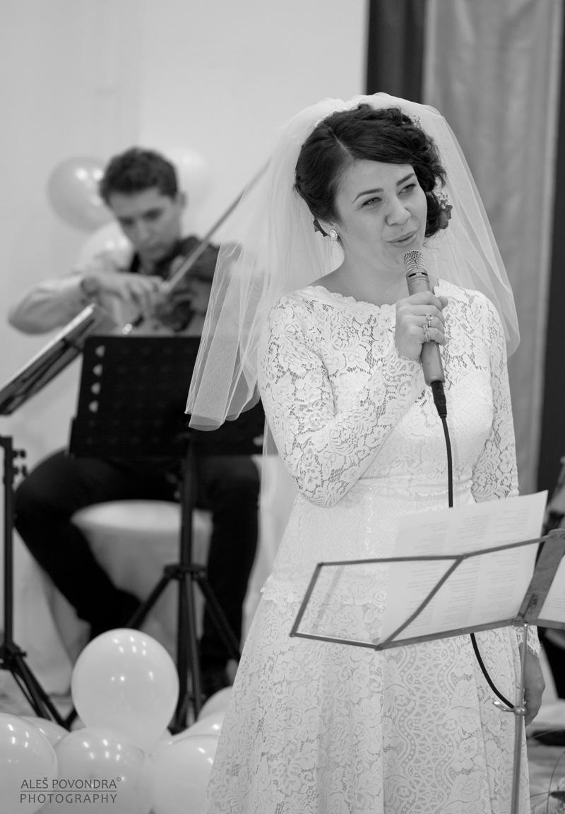 Zpívající nevěsta