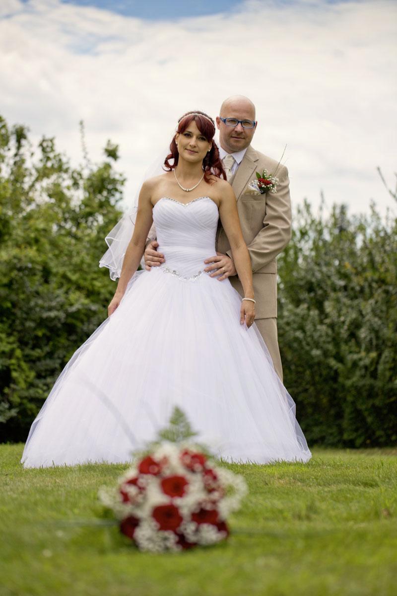 Svatební foto Lidice