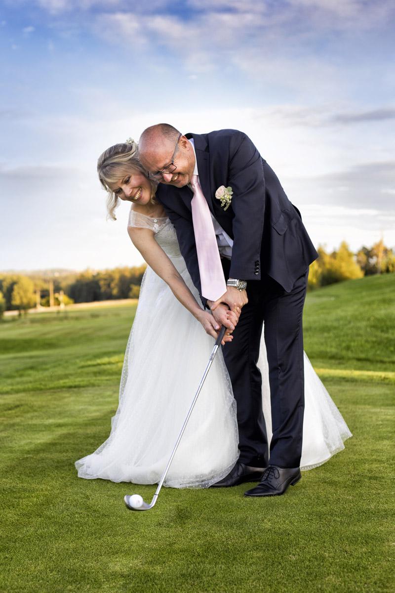 1. svatební společný odpal