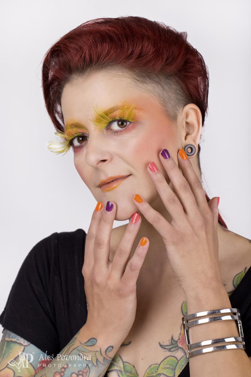 extravagance makeup foto