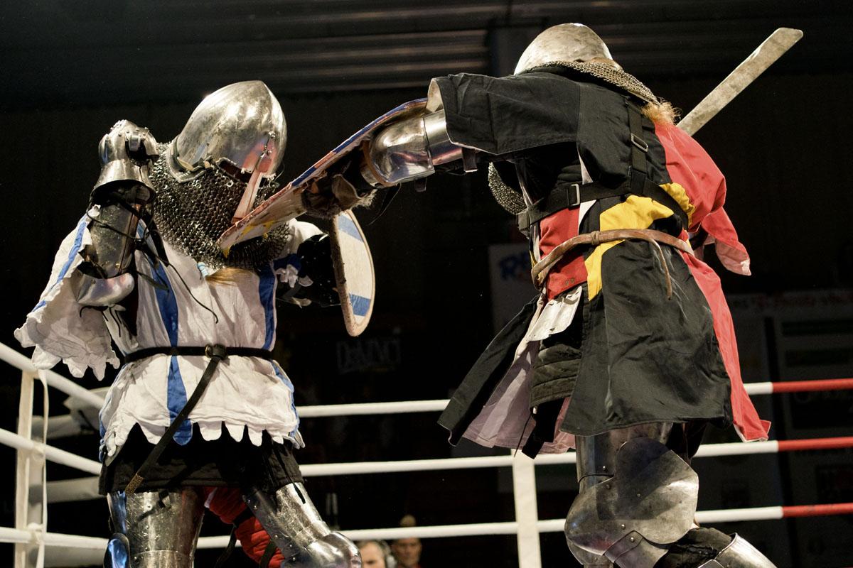 HMB Bojovníci ring