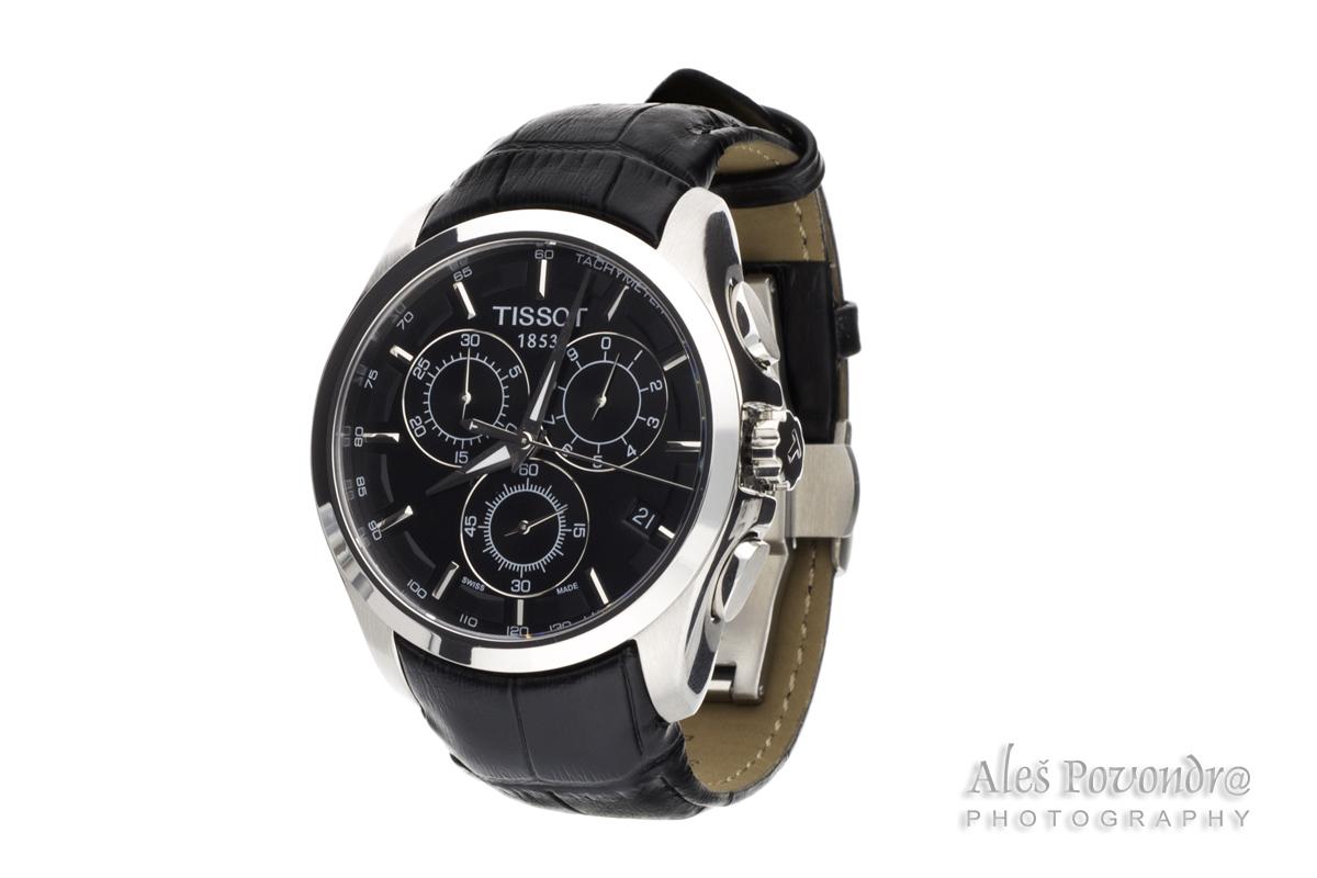 hodinky produktové foto