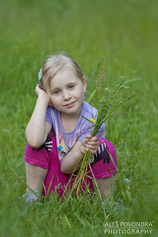 life style foto dětí