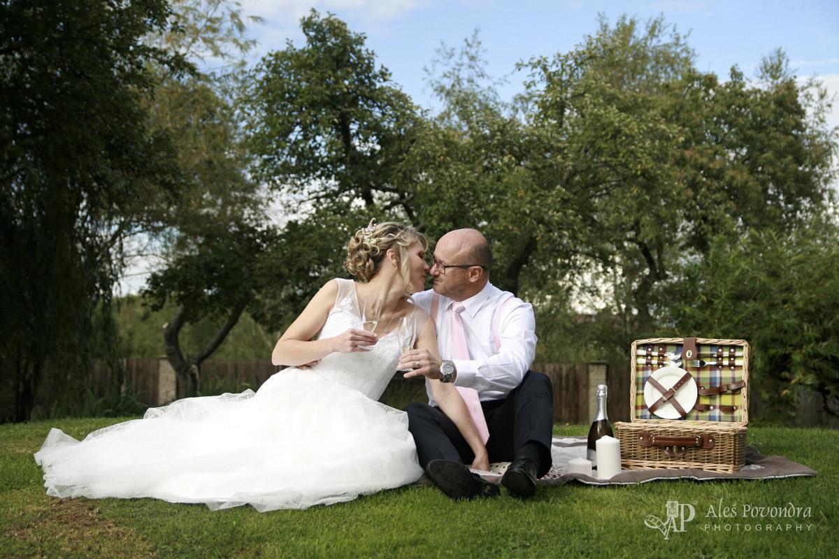 Novomanželé foto