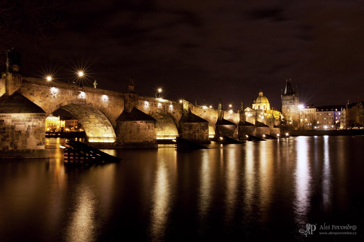 Karlův most foto