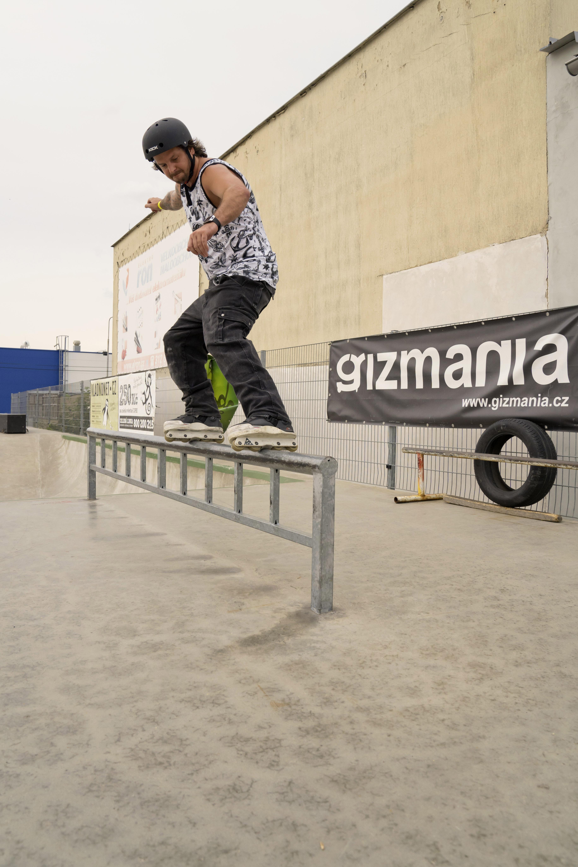 skatepark Kladno In-line