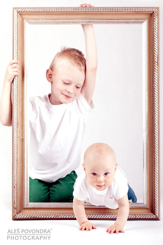 dětské fotografování
