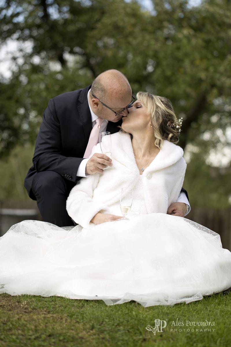 svatební focení nevěsta a ženich