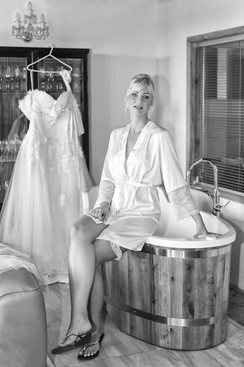 svatební foto přípravy