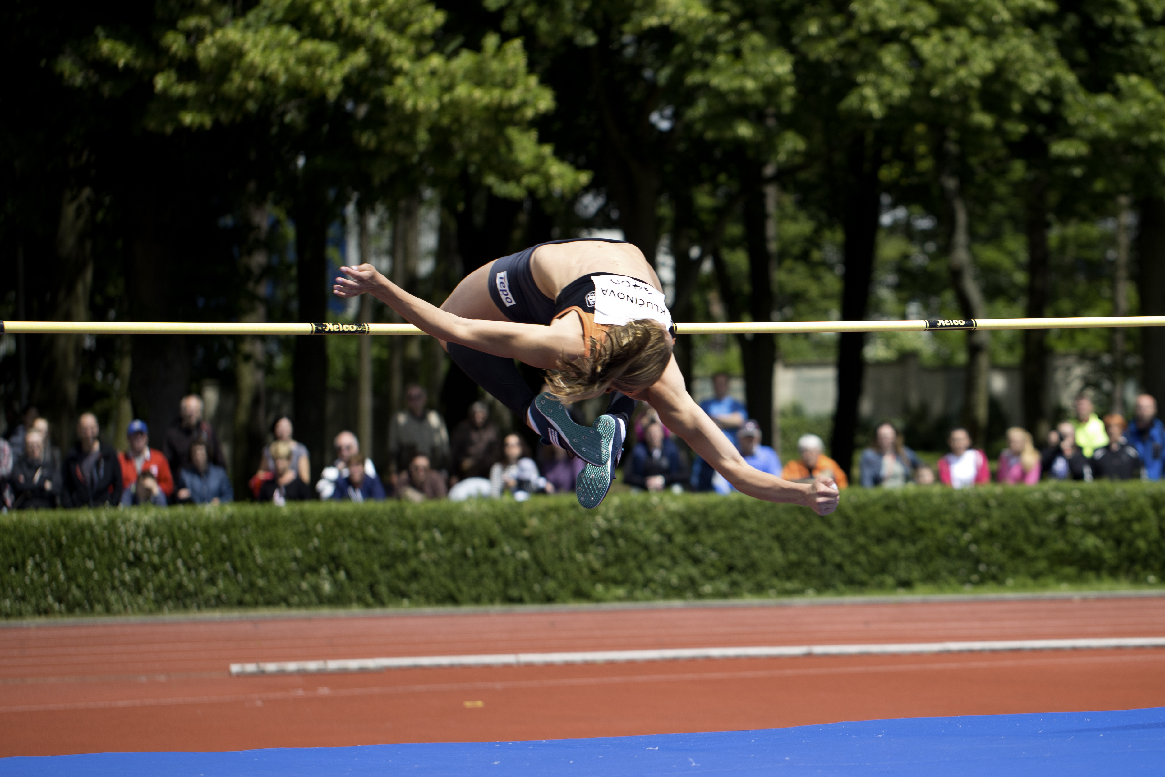 TNT atletika Klučinová