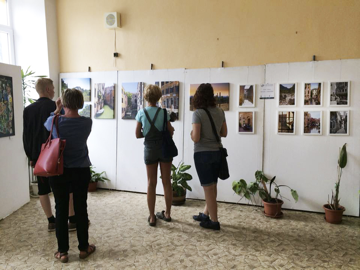 Výstava fotografií 2018